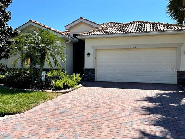 2143 Snapdragon Lane, Venice, FL 34292 (MLS #A4496840) :: Sarasota Gulf Coast Realtors