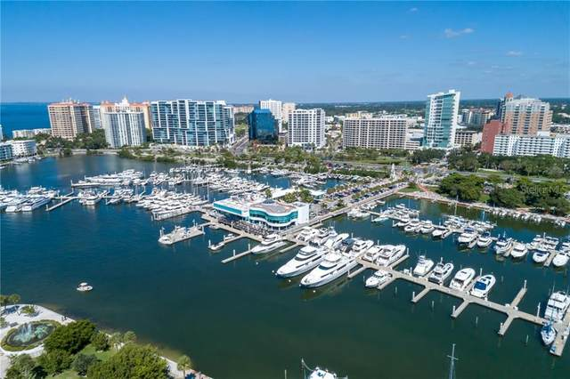 33 S Gulfstream Avenue #803, Sarasota, FL 34236 (MLS #A4496871) :: Zarghami Group