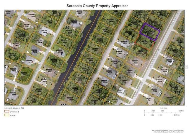 Cranberry Boulevard, North Port, FL 34286 (MLS #A4496887) :: Armel Real Estate