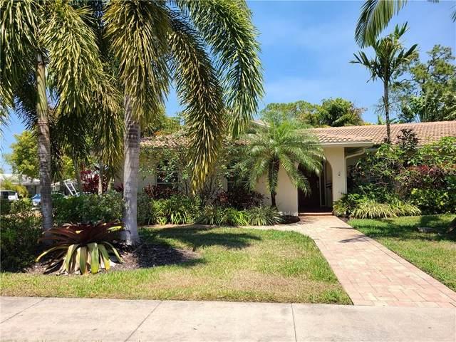 7491 Blaine Way, Sarasota, FL 34231 (MLS #A4496947) :: Griffin Group