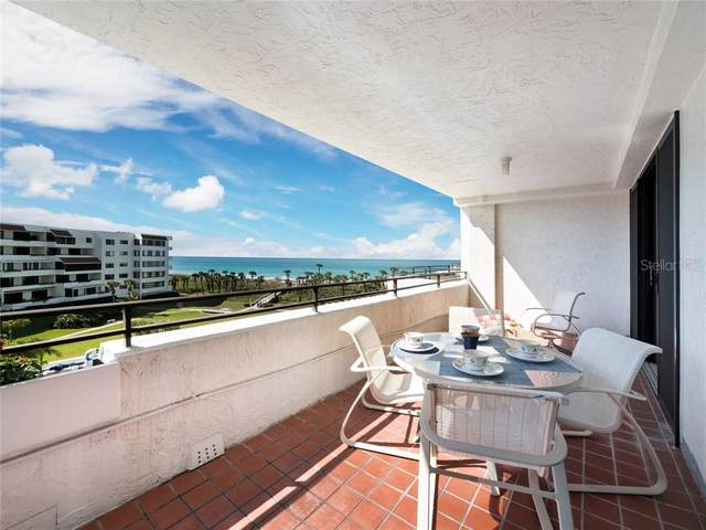 1485 Gulf Of Mexico Drive #403, Longboat Key, FL 34228 (MLS #A4496989) :: Griffin Group