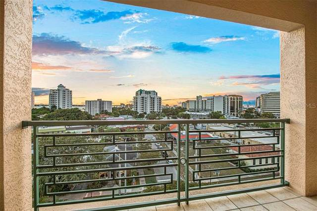 505 S Orange Avenue #702, Sarasota, FL 34236 (MLS #A4496994) :: McConnell and Associates