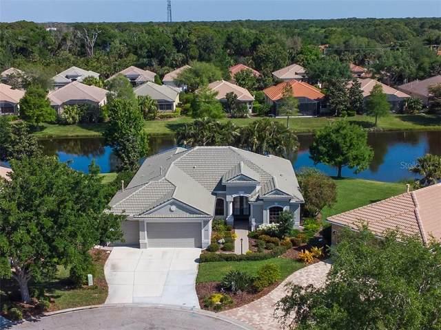 529 Habitat Boulevard, Osprey, FL 34229 (MLS #A4497015) :: The Lersch Group