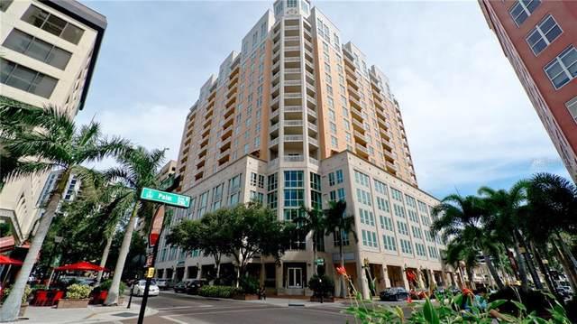 1350 Main Street #703, Sarasota, FL 34236 (MLS #A4497068) :: Medway Realty