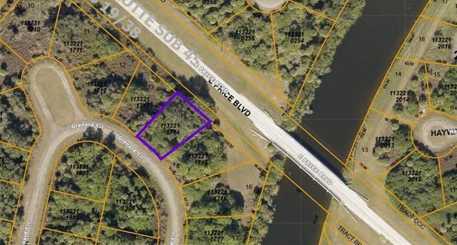 1132211714 Grenard Circle, North Port, FL 34288 (MLS #A4497113) :: The Lersch Group