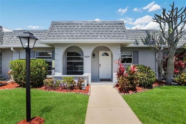 4104 35TH Avenue W #6, Bradenton, FL 34205 (MLS #A4497133) :: Dalton Wade Real Estate Group