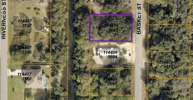 Basket Street, North Port, FL 34288 (MLS #A4497208) :: Griffin Group