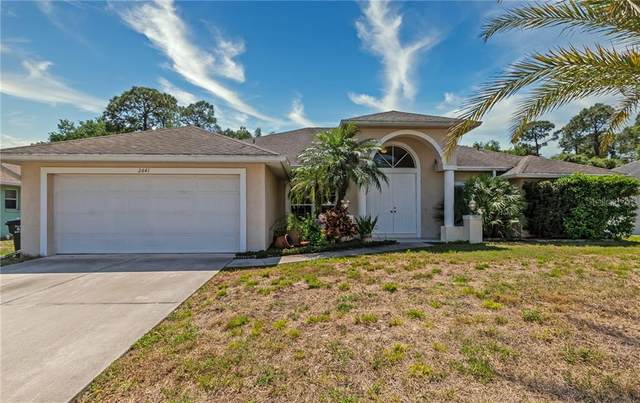 2641 Tusket Avenue, North Port, FL 34286 (MLS #A4497212) :: Keller Williams Realty Peace River Partners