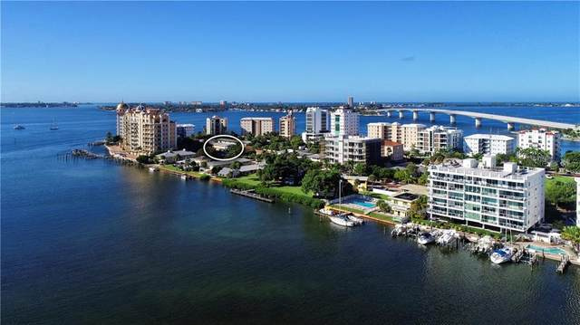 495 Golden Gate Point #1, Sarasota, FL 34236 (MLS #A4497214) :: Century 21 Professional Group