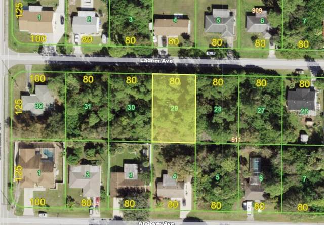 20351 Ladner Avenue, Port Charlotte, FL 33954 (MLS #A4497227) :: McConnell and Associates