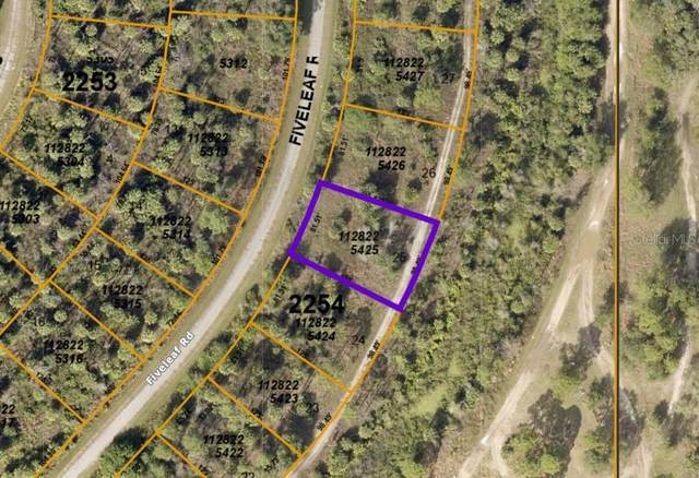 Fiveleaf Road, North Port, FL 34288 (MLS #A4497262) :: McConnell and Associates