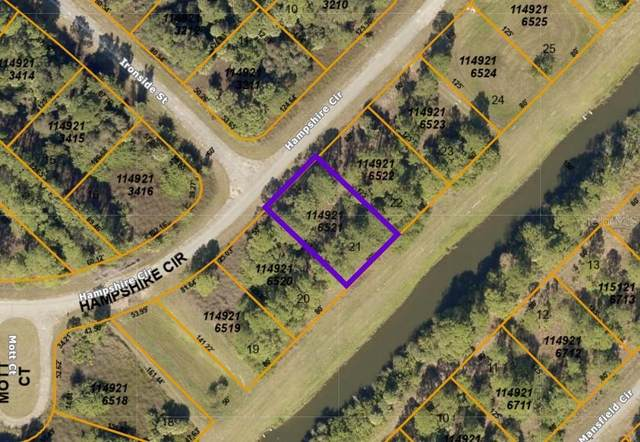 Hampshire Circle, North Port, FL 34288 (MLS #A4497264) :: McConnell and Associates