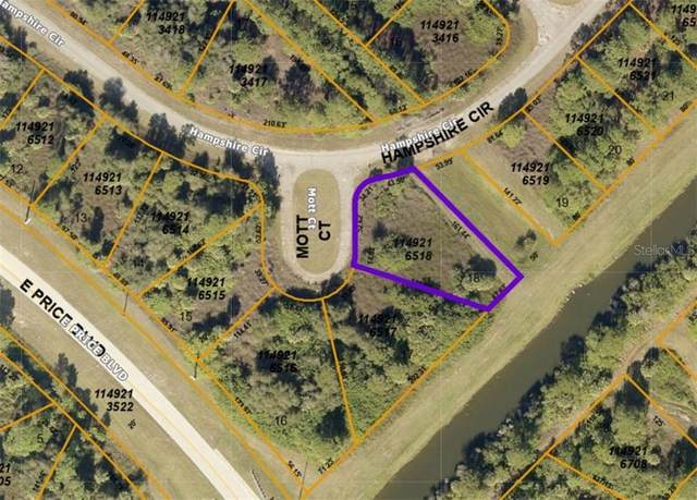 Hampshire Circle, North Port, FL 34288 (MLS #A4497265) :: McConnell and Associates