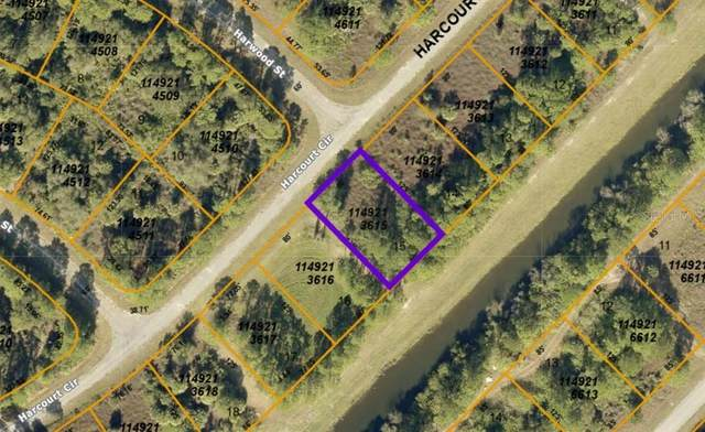 Harcourt Circle, North Port, FL 34288 (MLS #A4497266) :: McConnell and Associates