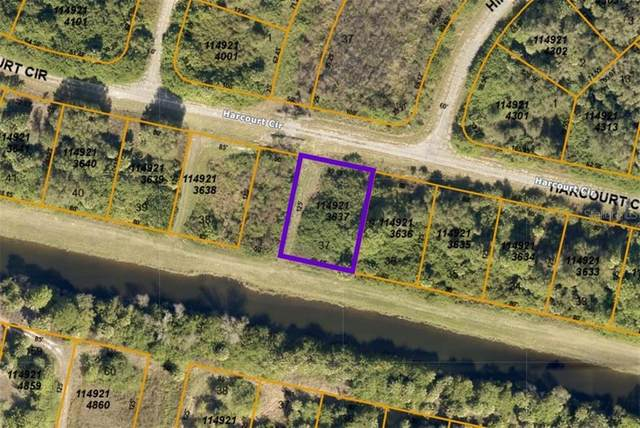 Harcourt Circle, North Port, FL 34288 (MLS #A4497267) :: McConnell and Associates