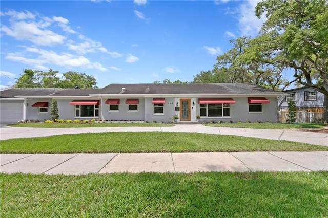 705 S West Shore Boulevard, Tampa, FL 33609 (MLS #A4497279) :: Young Real Estate