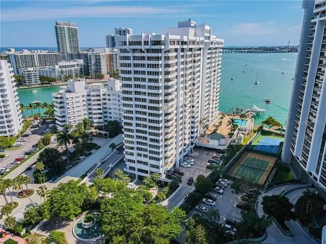 11 Island #1409, Miami Beach, FL 33139 (MLS #A4497349) :: Sarasota Property Group at NextHome Excellence