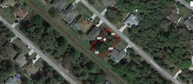Snowflake Lane, North Port, FL 34286 (MLS #A4497406) :: Sarasota Property Group at NextHome Excellence