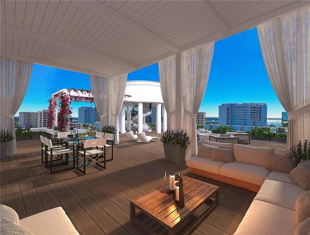 1243 2ND Street Penthouse, Sarasota, FL 34236 (MLS #A4497433) :: The Brenda Wade Team