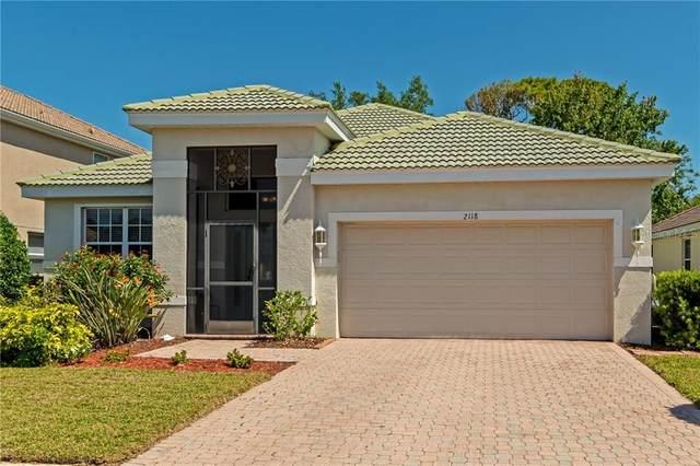 2118 Mesic Hammock Way, Venice, FL 34292 (MLS #A4497442) :: Dalton Wade Real Estate Group