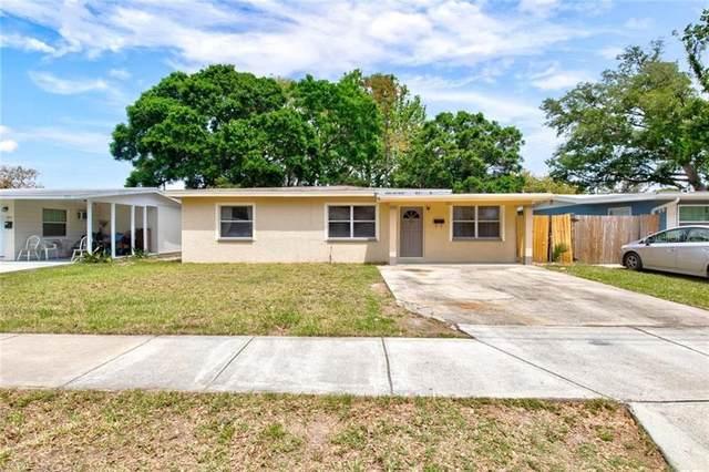 3911 13TH Avenue N, St Petersburg, FL 33713 (MLS #A4497468) :: Burwell Real Estate