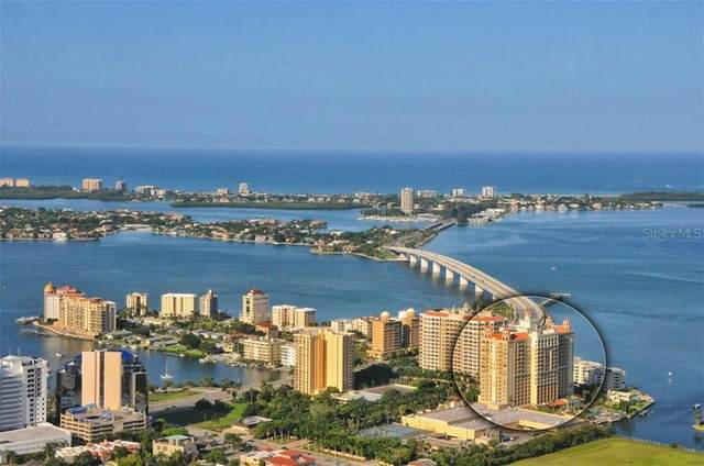1111 Ritz Carlton Drive #1603, Sarasota, FL 34236 (MLS #A4497471) :: The Price Group