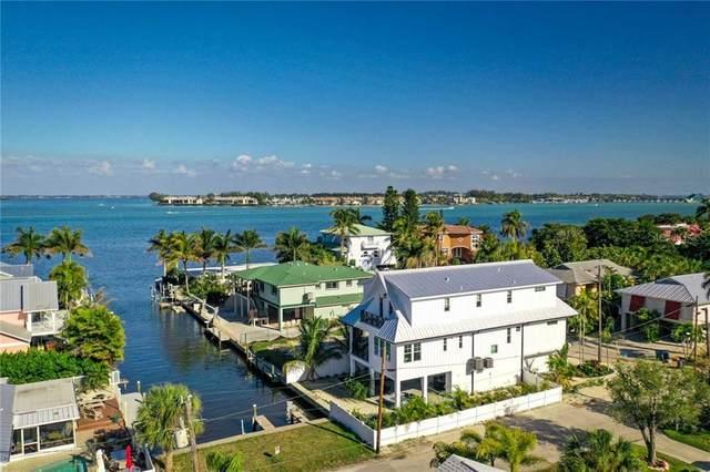 401 20TH Place, Bradenton Beach, FL 34217 (MLS #A4497510) :: Team Buky