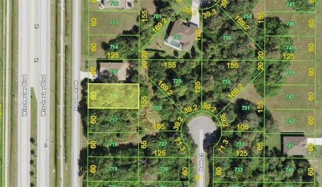 123 Sesame Road W, Rotonda West, FL 33947 (MLS #A4497567) :: Century 21 Professional Group