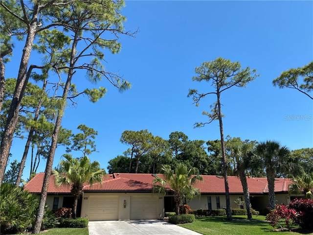 7825 Timberwood Circle #111, Sarasota, FL 34238 (MLS #A4497643) :: Visionary Properties Inc