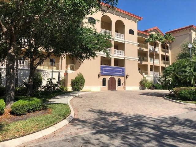 7702 Lake Vista Court #203, Lakewood Ranch, FL 34202 (MLS #A4497649) :: SunCoast Home Experts