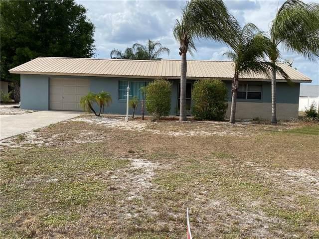 4706 Leucadendra Drive, Sebring, FL 33872 (MLS #A4497667) :: RE/MAX Local Expert