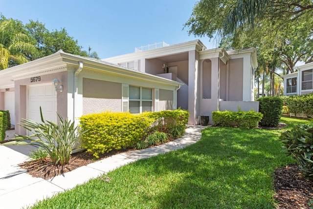 5679 Sheffield Greene Circle #54, Sarasota, FL 34235 (MLS #A4497681) :: Sarasota Property Group at NextHome Excellence