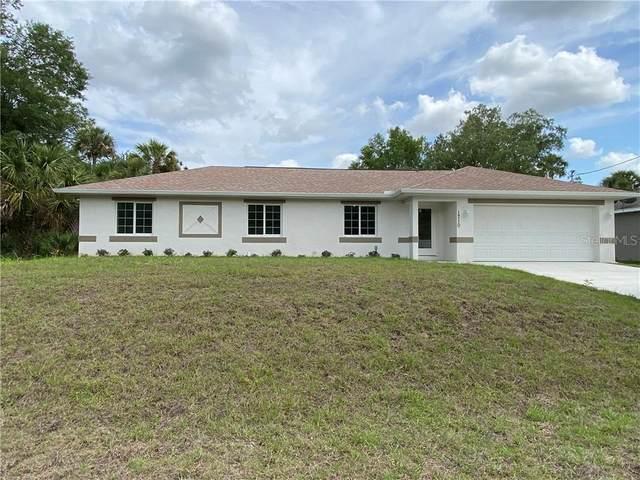 1710 Blackwood Circle, North Port, FL 34288 (MLS #A4497770) :: SunCoast Home Experts