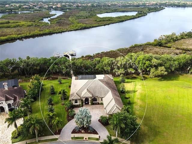 11803 Rive Isle Run, Parrish, FL 34219 (MLS #A4497819) :: Team Pepka