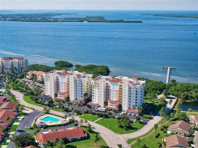2925 Terra Ceia Bay Boulevard #2303, Palmetto, FL 34221 (MLS #A4497835) :: SunCoast Home Experts