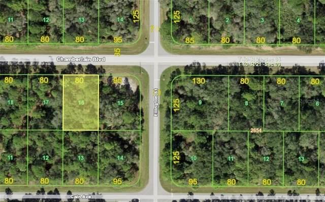 14181 Chamberlain Boulevard, Port Charlotte, FL 33953 (MLS #A4497853) :: Frankenstein Home Team