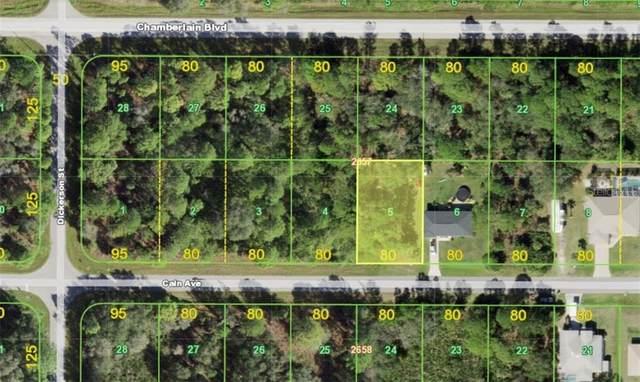 14116 Cain Avenue, Port Charlotte, FL 33953 (MLS #A4497854) :: Frankenstein Home Team