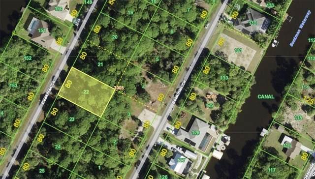 1037 Beekman Circle, Port Charlotte, FL 33953 (MLS #A4497856) :: Frankenstein Home Team
