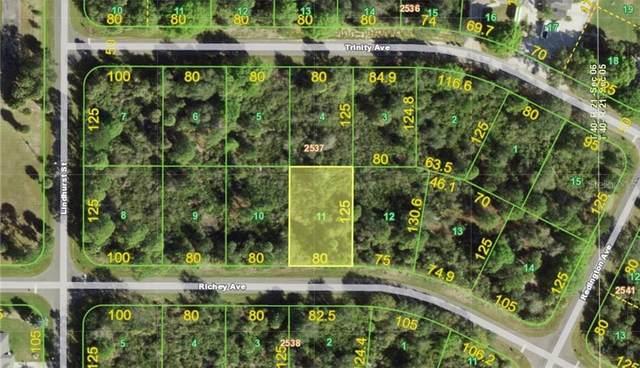 12522 Richey Avenue, Port Charlotte, FL 33953 (MLS #A4497859) :: Frankenstein Home Team