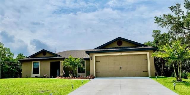 4607 Zamita Avenue, North Port, FL 34287 (MLS #A4497870) :: SunCoast Home Experts
