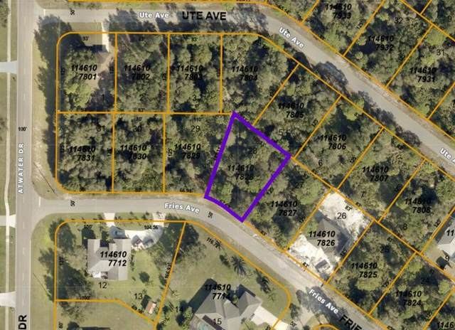 Fries Avenue, North Port, FL 34288 (MLS #A4497898) :: Zarghami Group