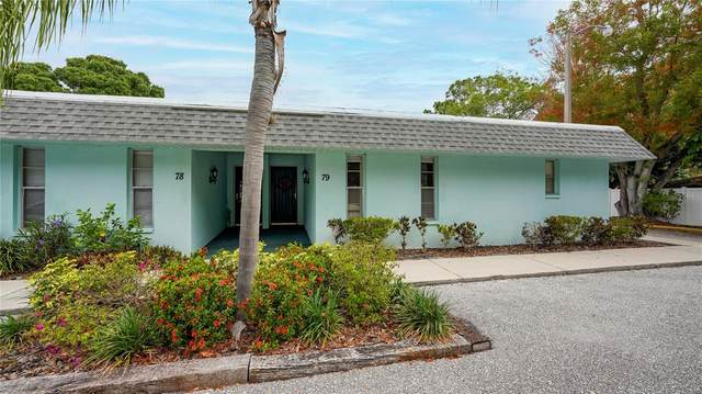 4160 Fruitville Road #79, Sarasota, FL 34232 (MLS #A4497925) :: The Lersch Group
