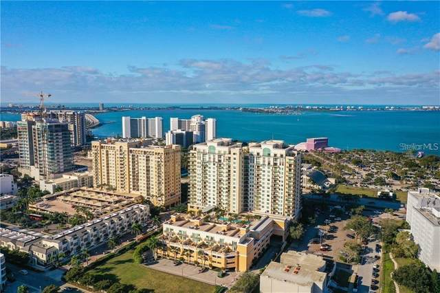 800 N Tamiami Trail #803, Sarasota, FL 34236 (MLS #A4497932) :: The Lersch Group
