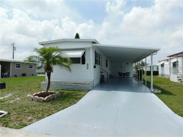 1109 45TH AVENUE Drive E, Ellenton, FL 34222 (MLS #A4497963) :: The Hesse Team