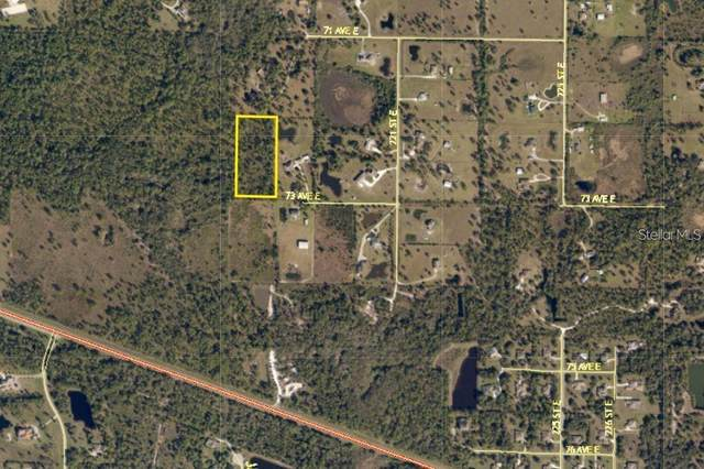 73RD Avenue E, Bradenton, FL 34211 (MLS #A4497966) :: SunCoast Home Experts