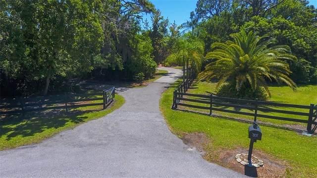 801 Eaglenook Way, Osprey, FL 34229 (MLS #A4497998) :: Gate Arty & the Group - Keller Williams Realty Smart