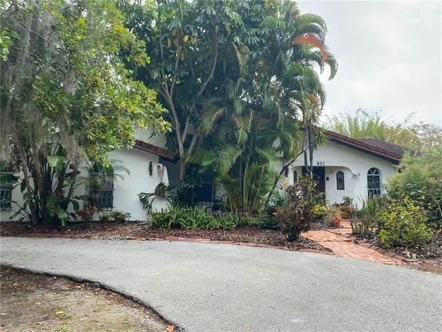 801 Eaglenook Way, Osprey, FL 34229 (MLS #A4498000) :: Vacasa Real Estate