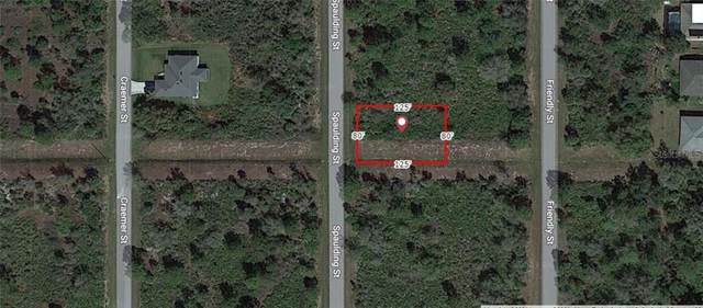 294 Spaulding Street, Port Charlotte, FL 33953 (MLS #A4498011) :: Sarasota Property Group at NextHome Excellence