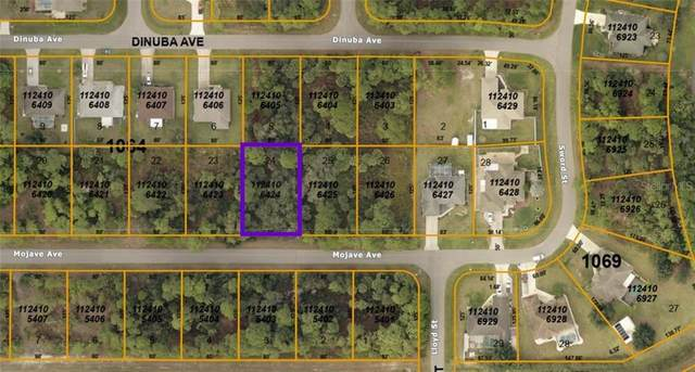 Mojave Avenue, North Port, FL 34288 (MLS #A4498031) :: The Hustle and Heart Group