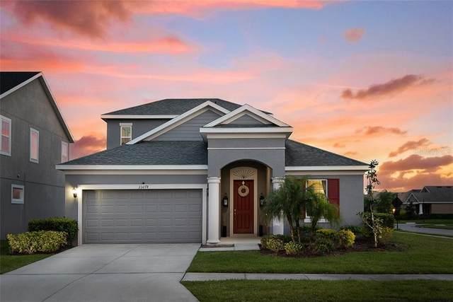 33278 Whisper Pointe Drive, Wesley Chapel, FL 33545 (MLS #A4498082) :: Bustamante Real Estate